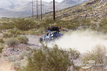 Vanguard Racing: Ronn Bailey heads toward the canyons