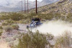 Vanguard Racing: Ronn Bailey heads toward the canyons