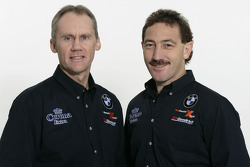 X-raid: driver Alfie Cox and co-driver Ralph Pitchford