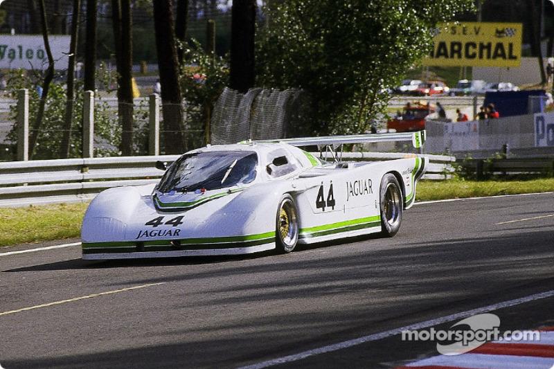 #44 Jaguar Group 44 Jaguar XJR5: Bob Tullius, Chip Robinson, Claude Ballot-Léna