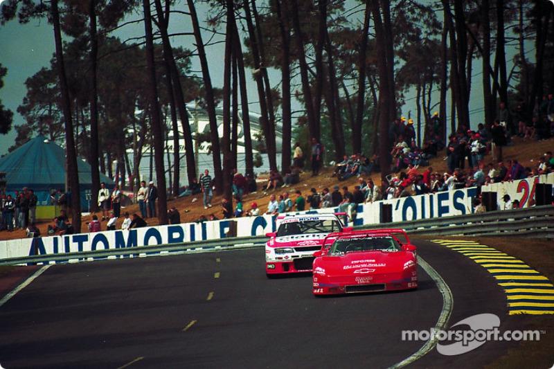 #30 Chevrolet Corvette ZR-1: John Paul, Jr., Chris McDougall, James Mero