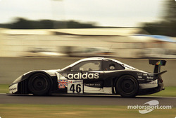 #46 Newcastle United Lister Storm GTL: Julian Bailey, Mark Skaife, Thomas Erdos