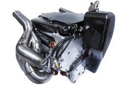 The Toyota RVX-06 engine
