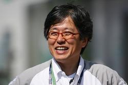 Touri Ueno, General Manager, Motorsport Business Management Dept (Toyota Motor Corporation)