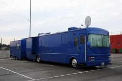 Motorhome of David Coulthard
