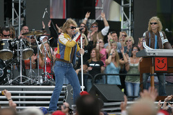 Bon Jovi 'Tribute to America' concert