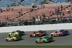 Kyle Busch, Kevin Lepage, Kyle Petty, J.J. Yeley and Brian Vickers