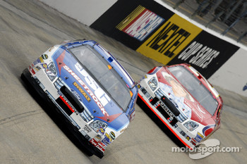Matt Kenseth and Ken Schrader