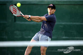 Pitstop tennis Pro-Am charity event: Christian Klien