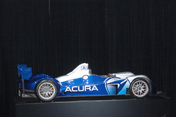 Acura joins  the American Le Mans Series