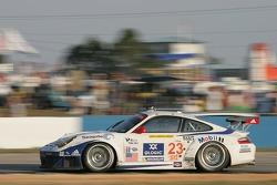 #23 Alex Job Racing Porsche 911 GT3 RSR: Mike Rockenfeller, Klaus Graf, Graham Rahal