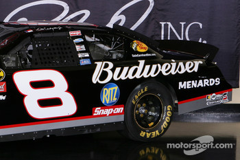 Budweiser joins 'Salute To Dale Earnhardt': Dale Earnhardt Jr. will race a black No. 8 Budweiser Chevy at Talladega
