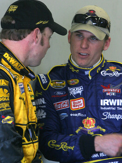 Matt Kenseth and Jamie McMurray