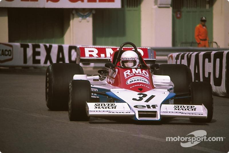 René Arnoux, Martini Mk.23 Ford