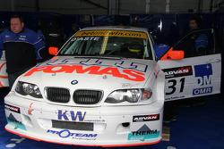 Proteam Motorsport BMW 320i