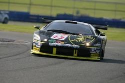 #13 B-Racing RS Line Team Lamborghini Murcielago GT: Benjamin Leuenberger, Norbert Walchhofer, Marino Franchitti
