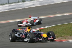Christian Klien leads Ralf Schumacher