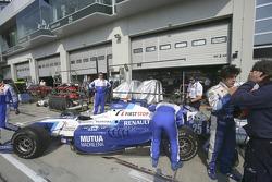 Felix Porteiro retires