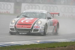 #8 Tech 9 Motorsport Porsche 997 GT3 Cup: James Murphy, Paul Van Splunteren