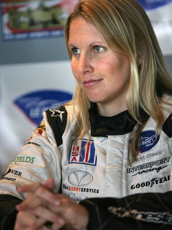IMSA young guns press conference: Liz Halliday
