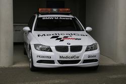 BMW M5 Medical Car