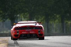#87 Scuderia Ecosse Ferrari 430 GT: Andrew Kirkaldy, Chris Niarchos, Tim Mullen