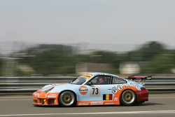 #98 Noel Del Bello Racing Porsche 996 GT3 RSR: Patrick Bourdais, Tom Cloet, Adam Sharpe