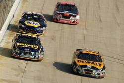 Matt Kenseth passes Jamie McMurray