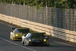 #53 Jloc Isao Noritake Lamborghini Murcielago: Marco Apicella, Koji Yamanishi, Yasutaka Hinoi