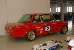 BMW 2002 touring car