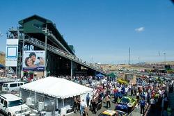 Main grandstand