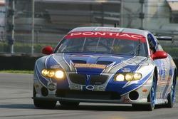 #65 TRG Pontiac GTO.R: Marc Bunting, Andy Lally, RJ Valentine