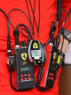 Team radios of Jean Todt