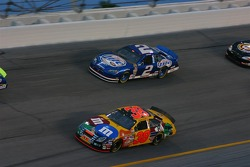 Elliott Sadler and Kurt Busch