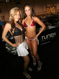 Grand Prix of Toronto Auto Expo: lovely hostesses