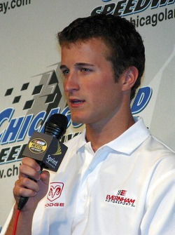 Press conference: Kasey Kahne