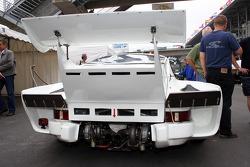 Grid 6 #70 Porsche 935 K3 1979