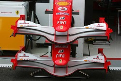 Ferrari front wings