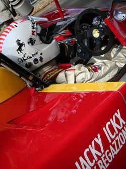 Arturo Merzario In Ferrari 312p
