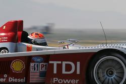 #1 Audi Sport North America Audi R10 TDI: Frank Biela, Emanuele Pirro