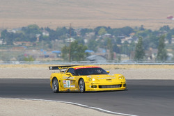 #3 Corvette Racing Corvette C6-R: Ron Fellows, Johnny O'Connell