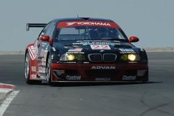 #22 Team PTG BMW E46 M3: Justin Marks, Bryan Sellers
