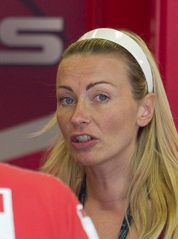 Wife of Loris Capirossi