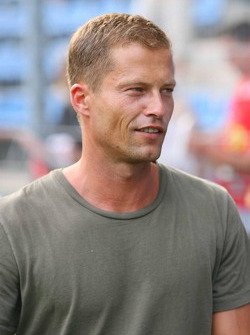 Spiel des Herzens, F1 Superstars plays against the RTL Superstars UNESCO event: arrival of Till Schweiger