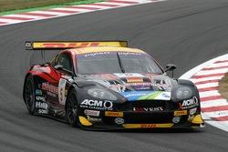 #5 Phoenix Racing Aston Martin DBR9: Stephane Lemeret, Jean-Denis Deletraz, Andrea Piccini, Marcel Fassler