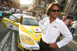 Parade in Spa: Stéphane Ratel, Chairman of SRO