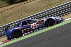 #36 PSI Experience Corvette C5R LM: Pertti Kuismanen, Markus Palttala, Bernard Dehez, Vincent Radermecker