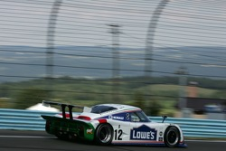 #12 Lowe's Fernandez Racing Pontiac Riley: Adrian Fernandez, Mario Haberfeld