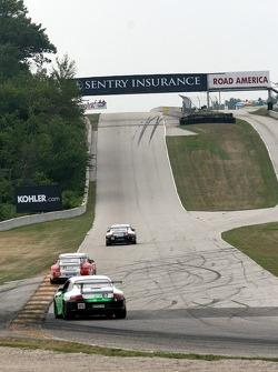 IMSA GT3 action