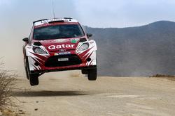 Nasser Al-Attiyah and Matthieu Baumel, Ford Fiesta R5